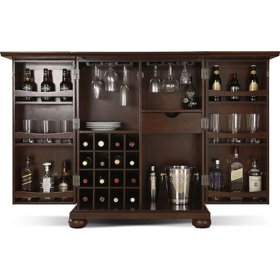 Accent And Occasional Furniture Renzo Bar Cabinet