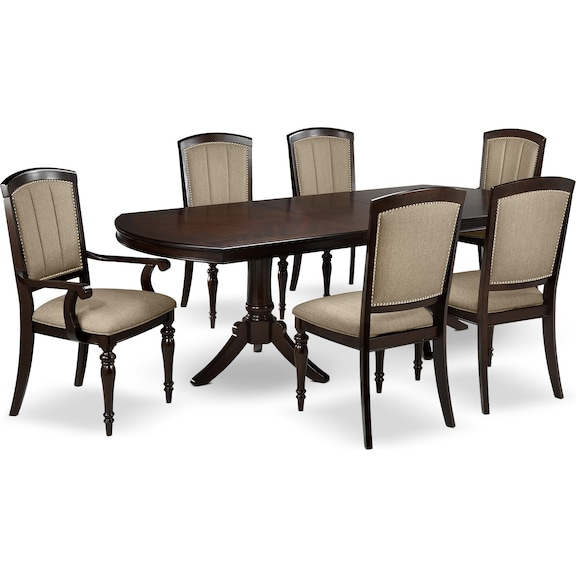 Thoreaux 7 Pc Dining Room Package Leon 39 S