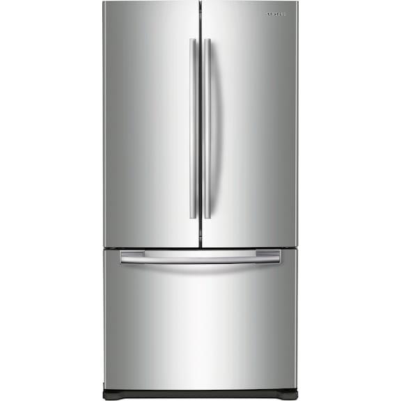 Refrigerators and Freezers - Samsung Refrigerator (17.8 Cu. Ft.) RF197ACRS